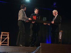 Gran Gala di Napoli in occasione del WEMM 2011 Alain in scena col suo mental act