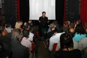 foto conferenza torino