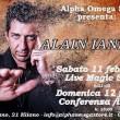 spettacolo e conferenza Alain Iannone
